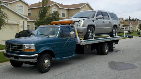 Towing Service Riverview FL